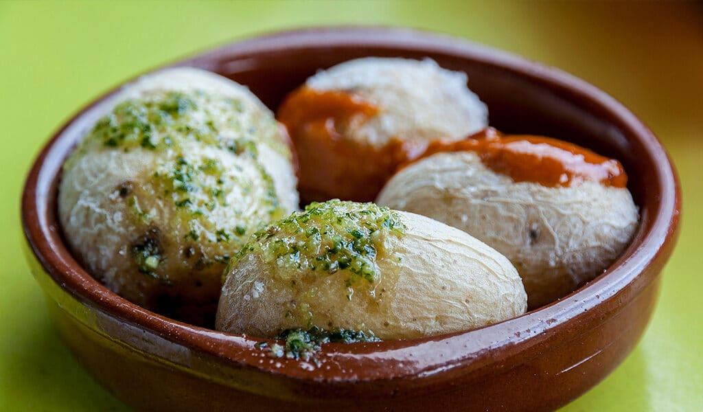 Guachinches y gastronomía