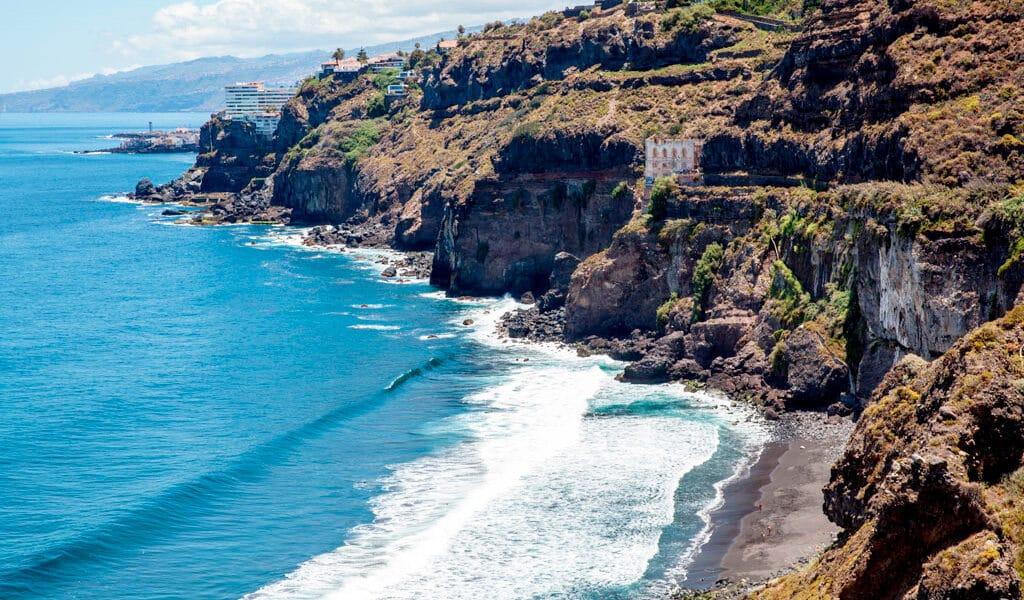 Playa de Castro, Los Realejos. Tenerife.
