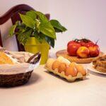 Canary Bio Hostel productos ecológicos de temporada.