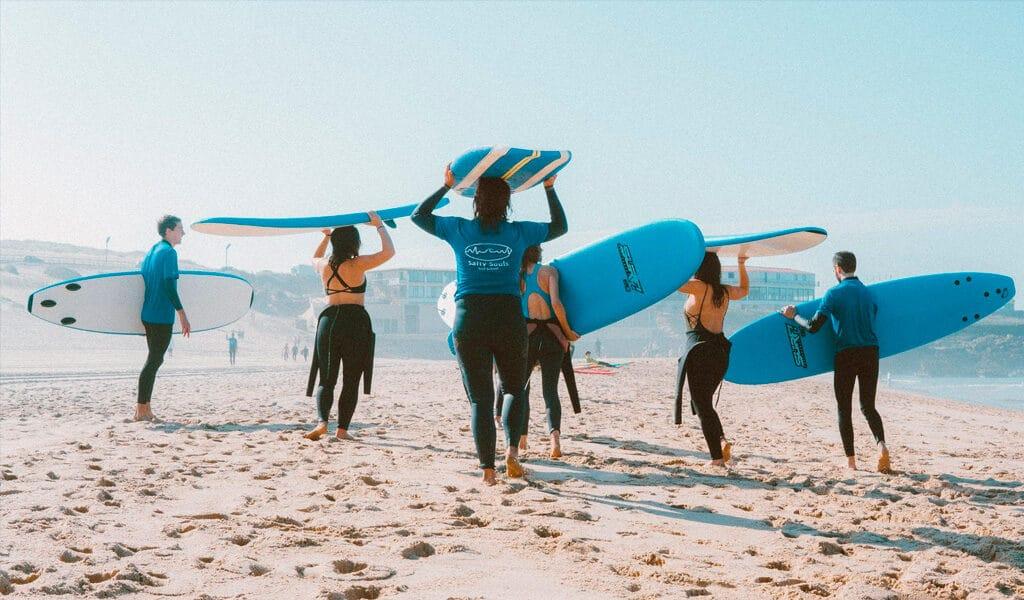 Clases surf, paddle surf y kayack Tenerife baratas y por horas.